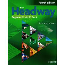 Учебник New Headway (4th Edition) Beginner Student's Book