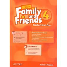 Книга для учителя Family and Friends (Second Edition) 4 Teacher's Book