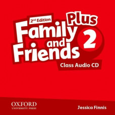 Диски Family and Friends (Second Edition) 2 Class Audio CD (2)