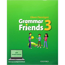 Грамматика  Grammar Friends 3 Student's Book