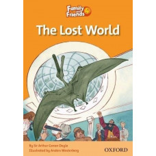 Книга для чтения Family and Friends 4 The Lost World