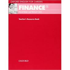 Книга для учителя Finance Level 1 Teacher's Resource Book