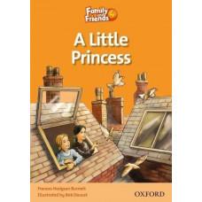 Книга для чтения Family and Friends 4 A Little Princess