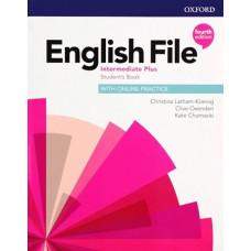 Учебник English File 4th Edition Intermediate Plus Student's Book