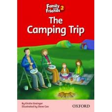 Книга для чтения Family and Friends 2 The Camping Trip