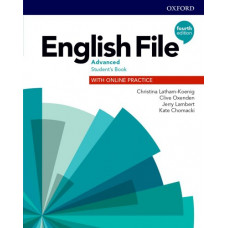 Учебник  English File 4th Edition Advanced Student's Book