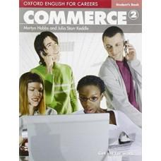 Учебник Commerce 2 Student's Book