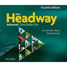 Диски New Headway (4th Edition) Advanced Class Audio CDs