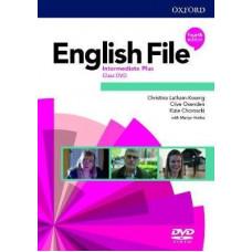 Диск English File 4th Edition Intermediate Plus DVD