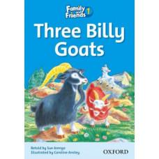 Книга для чтения Family and Friends 1 Reader  The Three Billy Goats