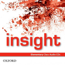 Диски Insight Elementary Class Audio CDs (3)