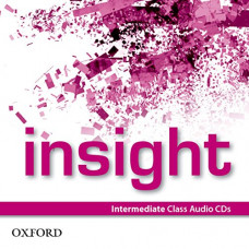 Диски Insight Intermediate Class Audio CDs (3)