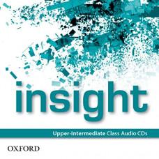Диски Insight Upper-Intermediate Class Audio CDs (3)