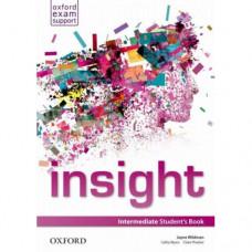 Учебник английского языка Insight Intermediate Student's Book