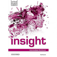 Рабочая тетрадь Insight Intermediate Workbook