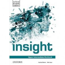 Рабочая тетрадь Insight Upper-Intermediate Workbook