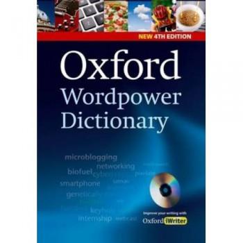 Словарь английского языка Oxford Wordpower Dictionary Fourth Edition Pack (Dictionary and CD-ROM)