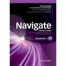 Книга для учителя Navigate Advanced C1 Teacher's Book