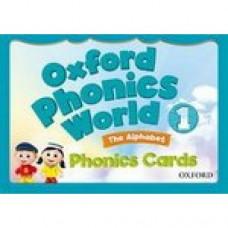 Карточки Oxford Phonics World 1 Phonics Card