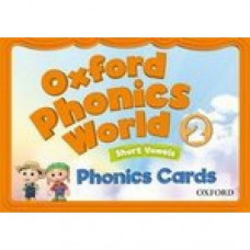 Карточки Oxford Phonics World 2 Phonics Cards
