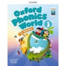 Учебник Oxford Phonics World 1 Student's Book