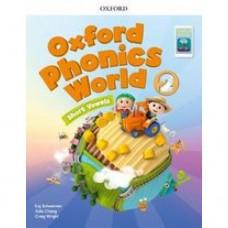 Учебник Oxford Phonics World 2 Student's Book