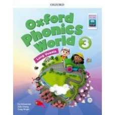 Учебник Oxford Phonics World 3 Student's Book