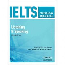 Учебник английского языка IELTS Preparation and Practice Speaking and Listening Student's Book