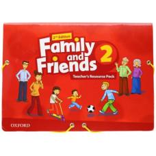 Набор для учителя Family and Friends (Second Edition) 2 Teacher's Resource Pack