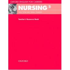 Книга для учителя  Nursing 2 Teacher's Resource Book