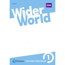 Книга для учителя Wider World 1 Teacher's Resource Book
