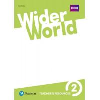 Книга для учителя Wider World 2 Teacher's Resource Book
