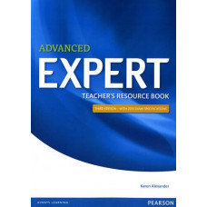 Книга для учителя Advanced Expert (3rd Edition) Teacher's Book
