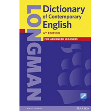 Longman Dictionary of Contemporary English 6th edition Paperback + Online Access