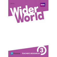 Книга для учителя Wider World 3 Teacher's Resource Book