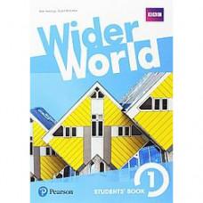 Учебник  Wider World 1 Student's Book