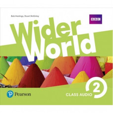 Диски Wider World 2 Class CD