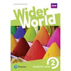 Учебник  Wider World 2 Student's Book