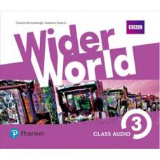Диски Wider World 3 Class CD