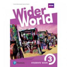 Учебник  Wider World 3 Student's Book