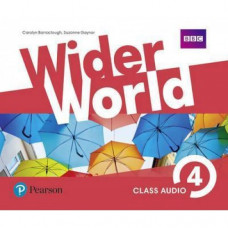 Диски Wider World 4 Class CD