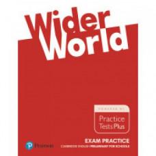 Тесты Wider World 4 Exam Practice Cambridge Preliminary for Schools