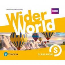 Диски Wider World Starter Class CD