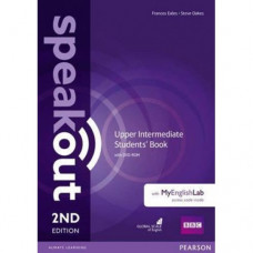 Учебник Speakout (2nd Edition) Upper-Intermediate Student's Book with DVD-ROM and MyLab Pack