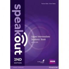 Учебник Speakout (2nd Edition) Upper-Intermediate Student's Book with DVD-ROM