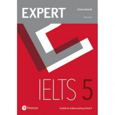 Учебник английского языка Expert IELTS Band 5 Students' Book with Online Audio