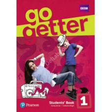 Учебник английского языка Go Getter 1 Students' Book