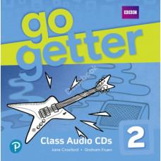 Диски Go Getter 2 Class Audio CDs