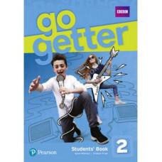 Учебник английского языка Go Getter 2 Students' Book