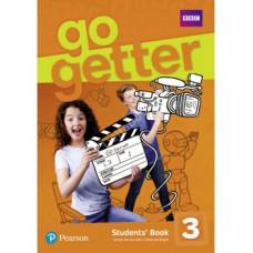 Учебник английского языка Go Getter 3 Students' Book
